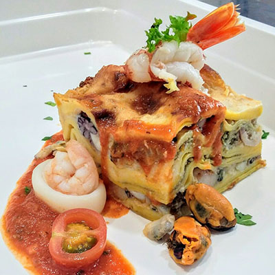 Amare è cucina di Pesce